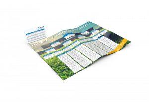 Info-Card EM als Werbeartikel mit Logo im PRESIT Online-Shop bedrucken lassen