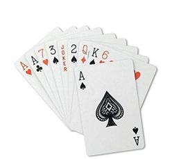 Kartenspiele als Werbeartikel bedrucken
