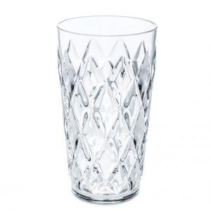 Koziol CRYSTAL L Glas 450ml als Werbeartikel mit Logo im PRESIT Online-Shop bedrucken lassen