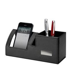 Schreibtisch-Organizer als Werbeartikel bedrucken