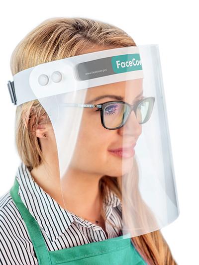 Gesichtsschutz Visier_Face Cover_transparent_WER_GmbH