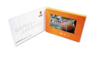 "VIDEOcard 7"" HD/IPS – Werbeartikel im PRESIT Online-Shop bedrucken lassen"