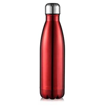 thermoflasche-rot-glänzend-werbemittel