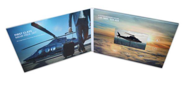 "VIDEOcard 4,5"" IPS – Werbeartikel im PRESIT Online-Shop bedrucken lassen"