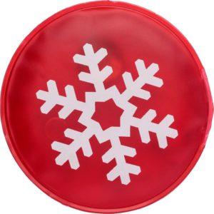 Handwärmer Snow Vorne – Werbeartikel im PRESIT Online-Shop mit Logo bedrucken lassen