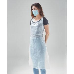 100 Einweg-Schürzen APRONBAG - Arbeitsbekleidung