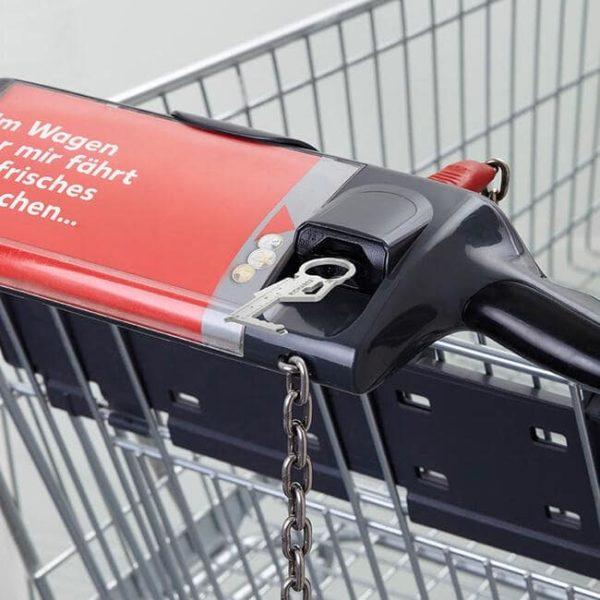 Richartz Key Tool Clean Einkaufswagenchip – Werbeartikel im PRESIT Online-Shop mit Logo bedrucken lassen