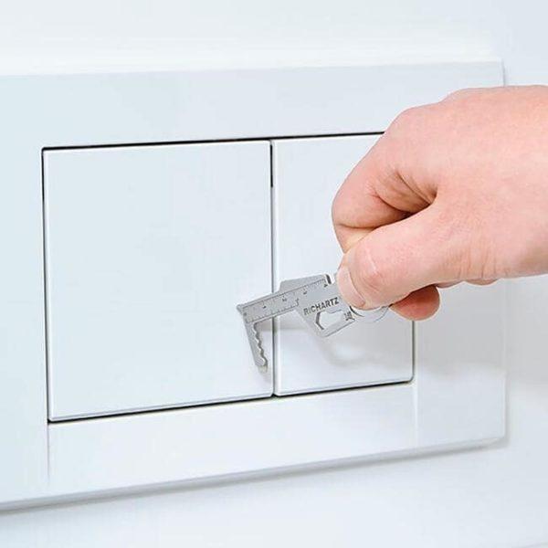 Richartz Key Tool Clean Spülung – Werbeartikel im PRESIT Online-Shop mit Logo bedrucken lassen