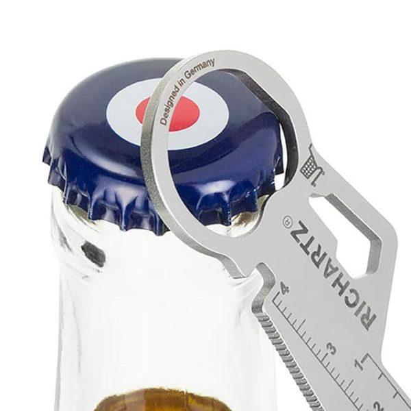 Richartz Key Tool Clean Flaschenöffner – Werbeartikel im PRESIT Online-Shop mit Logo bedrucken lassen
