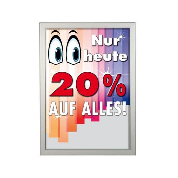 Wechselrahmen – Werbeartikel im PRESIT Online-Shop mit Logo bedrucken lassen