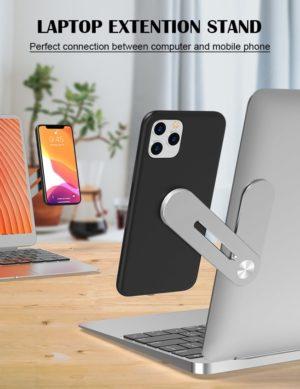 Telefonhalter fürs Laptop – Werbeartikel im PRESIT Online-Shop bedrucken lassen