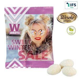 Vanille-Mandeln als Werbeartikel mit Logo im PRESIT Online-Shop bedrucken lassen