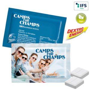 Duo-Pack - DEXTRO ENERGY als Werbeartikel mit Logo im PRESIT Online-Shop bedrucken lassen