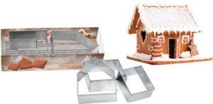 Pfefferkuchenhäuschen als Werbeartikel mit Logo im PRESIT Online-Shop bedrucken lassen