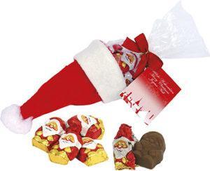 Nikolaus-Mütze als Werbeartikel mit Logo im PRESIT Online-Shop bedrucken lassen