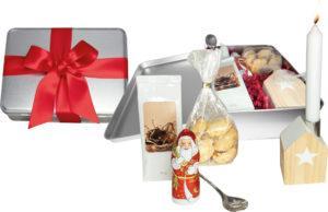 Weihnachtliche Auszeit als Werbeartikel mit Logo im PRESIT Online-Shop bedrucken lassen