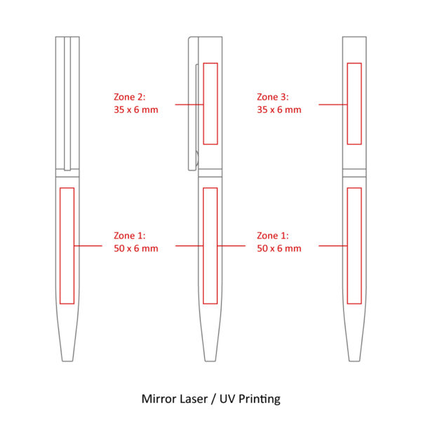 Detailansicht 6 – BND78XL Sari Metalldrehkugelschreiber *LAGERWARE* Xpress