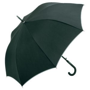 FARE AC-Alu-Midsize-Stockschirm Windmatic Black Edition als Werbeartikel mit Logo im PRESIT Online-Shop bedrucken lassen