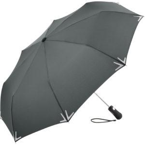 FARE AC-Mini-Taschenschirm Safebrella® LED als Werbeartikel mit Logo im PRESIT Online-Shop bedrucken lassen