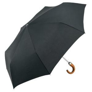 FARE AOC-Midsize-Taschenschirm RainLite Classic als Werbeartikel mit Logo im PRESIT Online-Shop bedrucken lassen