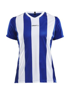 Progress Jersey Stripe WMN als Werbeartikel mit Logo im PRESIT Online-Shop bedrucken lassen