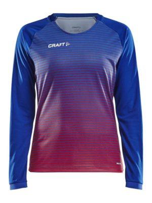 Pro Control Stripe Jersey LS W als Werbeartikel mit Logo im PRESIT Online-Shop bedrucken lassen