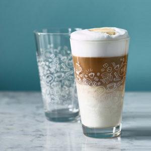Rastal Set Latte Macchiato