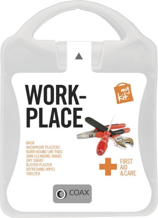 MyKit Arbeitsplatz bedruckt – Werbeartikel im PRESIT Online-Shop bedrucken lassen