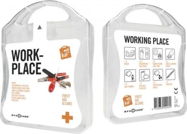 MyKit Arbeitsplatz Weiß – Werbeartikel im PRESIT Online-Shop bedrucken lassen