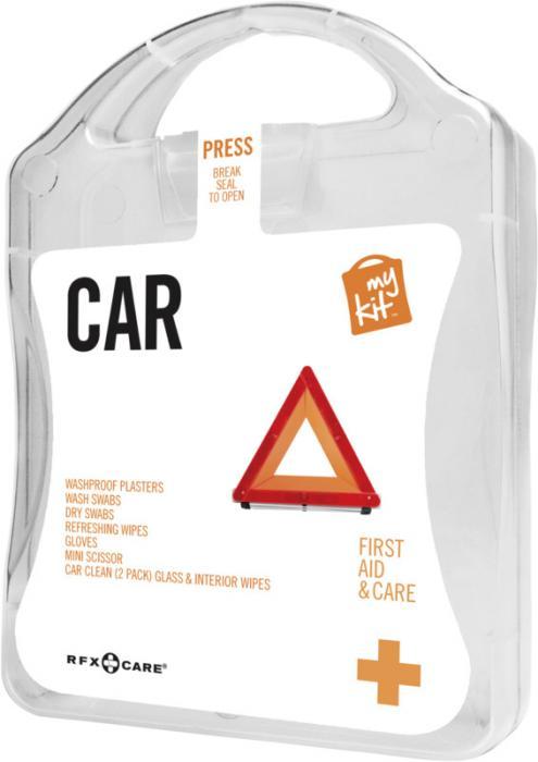 MyKit Auto Vorderseite – Werbeartikel im PRESIT Online-Shop bedrucken lassen
