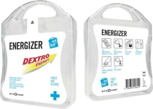MyKit Energizer Weiß – Werbeartikel im PRESIT Online-Shop bedrucken lassen