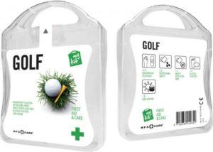MyKit Golf Weiß – Werbeartikel im PRESIT Online-Shop bedrucken lassen