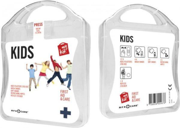 MyKit Kids Weiß – Werbeartikel im PRESIT Online-Shop bedrucken lassen