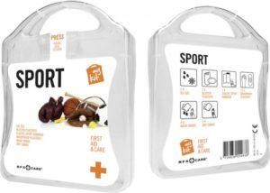 MyKit Sport Weiß – Werbeartikel im PRESIT Online-Shop bedrucken lassen