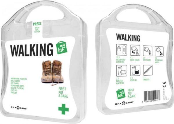 MyKit Walking Weiß – Werbeartikel im PRESIT Online-Shop bedrucken lassen