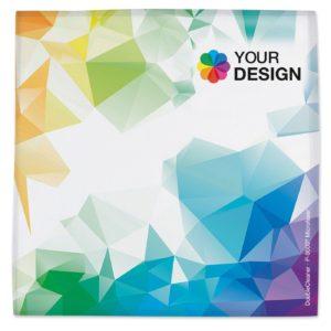 DoubleCleaner® Microfasertuch 30x30 cm als Werbeartikel mit Logo im PRESIT Online-Shop bedrucken lassen