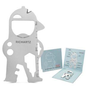 RICHARTZ KEY TOOL bob als Werbeartikel mit Logo im PRESIT Online-Shop bedrucken lassen