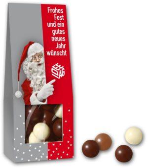 Nuss und Mandel in ST Pack 100g als Werbeartikel mit Logo im PRESIT Online-Shop bedrucken lassen