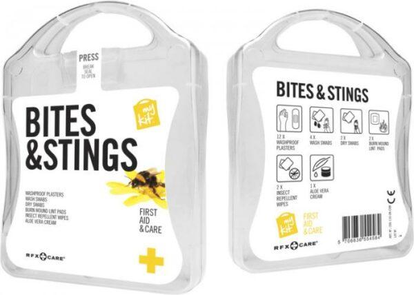 MyKit Bisse und Stiche Weiss – Werbeartikel im PRESIT Online-Shop bedrucken lassen