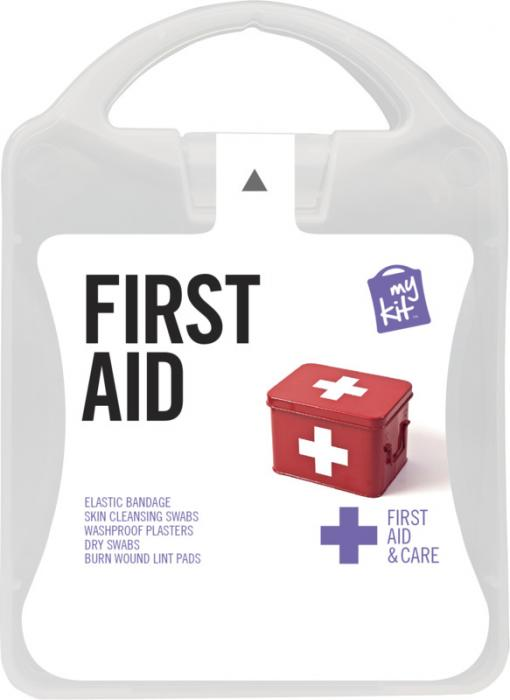 MyKit Erste-Hilfe Set – Werbeartikel im PRESIT Online-Shop bedrucken lassen