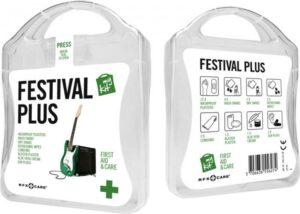 MyKit Festival Plus Weiß – Werbeartikel im PRESIT Online-Shop bedrucken lassen