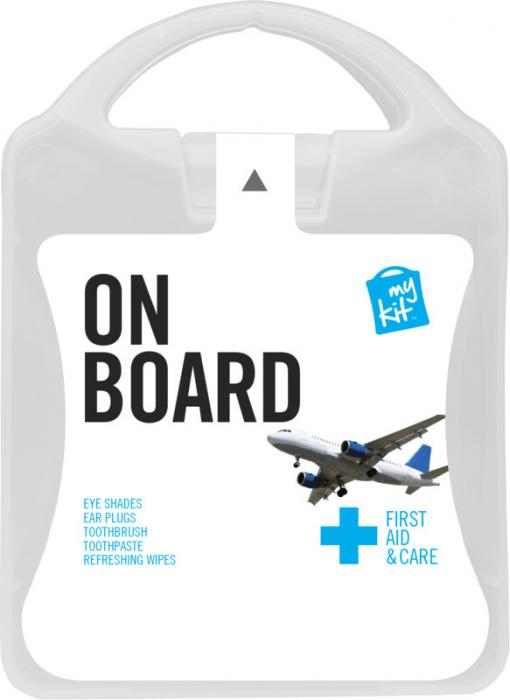 MyKit Flugzeug Reiseset – Werbeartikel im PRESIT Online-Shop bedrucken lassen