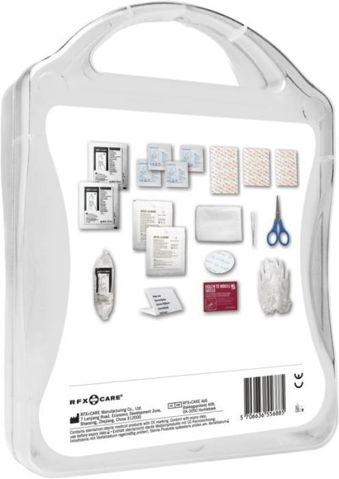 MyKit M Erste-Hilfe Premium Rückseite – Werbeartikel im PRESIT Online-Shop bedrucken lassen