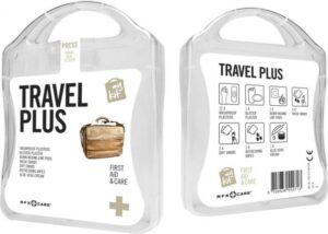 MyKit Reise Plus Weiß – Werbeartikel im PRESIT Online-Shop bedrucken lassen