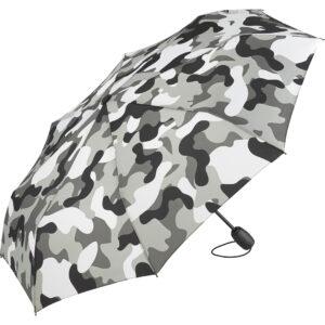 FARE AOC-Mini-Taschenschirm FARE®-Camouflage als Werbeartikel mit Logo im PRESIT Online-Shop bedrucken lassen