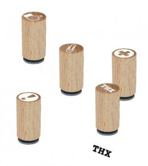 Mini Woodies als Werbeartikel mit Logo im PRESIT Online-Shop bedrucken lassen