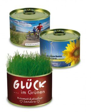 Natur-Konserve als Werbeartikel mit Logo im PRESIT Online-Shop bedrucken lassen