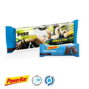 PowerBar Protein Plus Riegel als Werbeartikel mit Logo im PRESIT Online-Shop bedrucken lassen