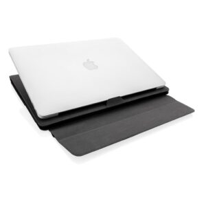 Fiko 2-in-1 Laptop-Sleeve und Arbeitsplatz