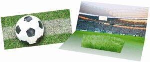 Mini-Arena Karte als Werbeartikel mit Logo im PRESIT Online-Shop bedrucken lassen